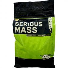 Serious mass 12lb -
