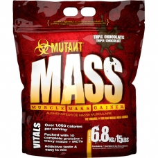 Mutant mass 15 lb-
